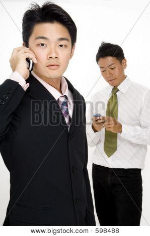Asian Businessmen