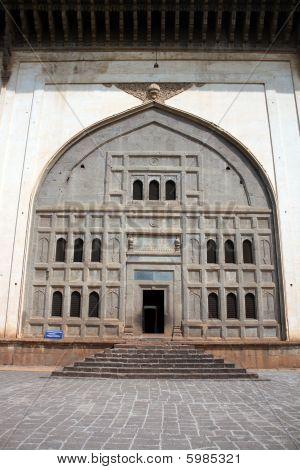 Huge Ancient Door