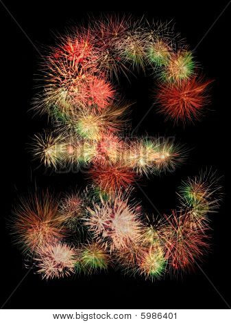 Pound Sterling Fireworks