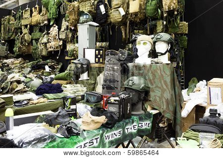 Modern Military Accessories