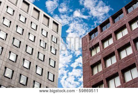 Pair of Buildings