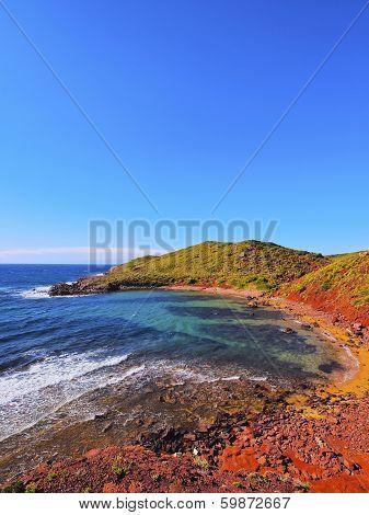 Roja Bay On Minorca