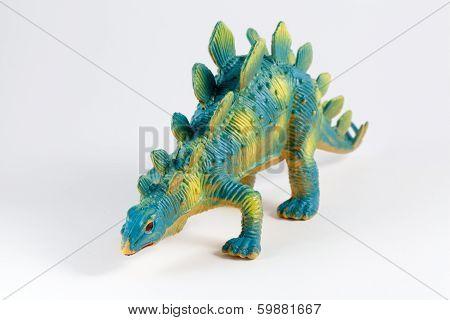 Stegosaurus, Colorful Dinosaur Toy