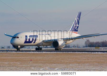 B787 Lot
