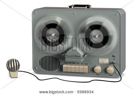 Registrador de cinta