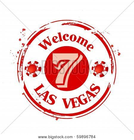 stamp Las Vegas
