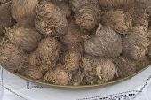picture of jericho  - Rose Of Jericho an annual herb tumbleweed - JPG