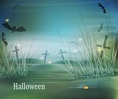 vector background Halloween