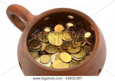 Pot Of Money