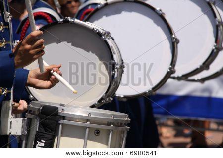 Parade drum