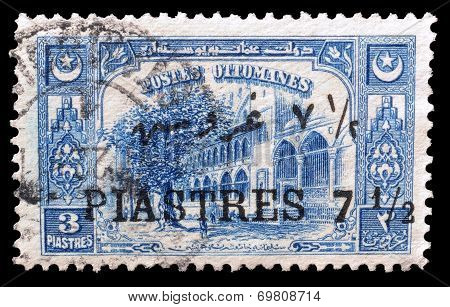 Turkey stamp 1921