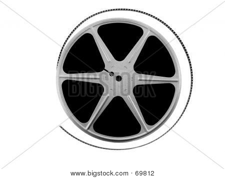 Film Reel B&W Full