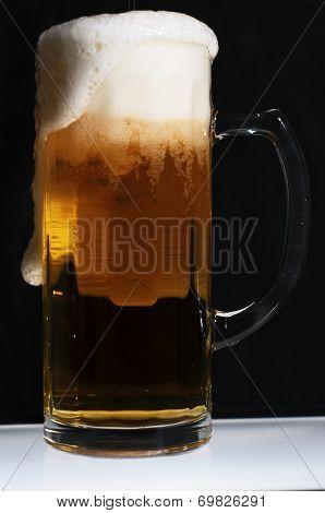 Pils Beer In Tankard V
