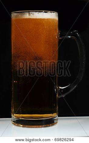 Pils Beer In Tankard Vi