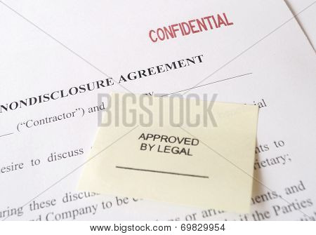 Confidential Nondisclosure Agreement