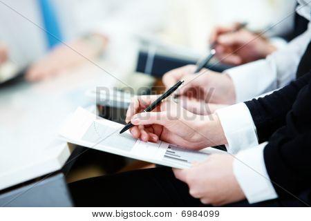 Plano de escrita
