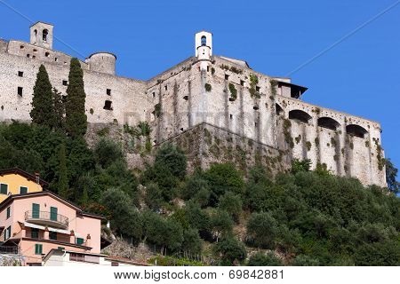 Malaspina Castle Of Massa