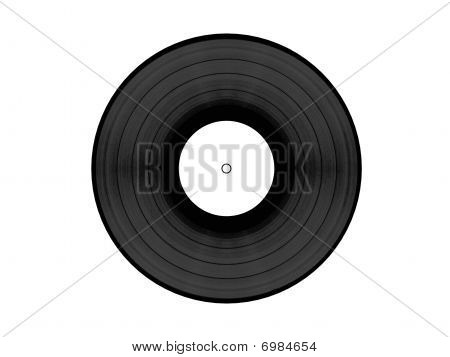 Vynil Disc