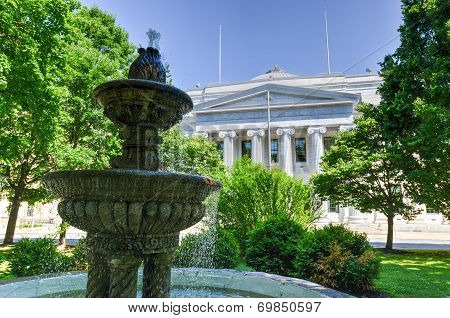 New York Court Of Appeals, Albany
