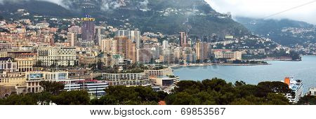 Monaco - Panoramic View