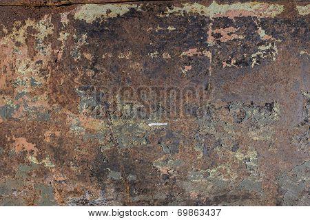 Rust on metal 2