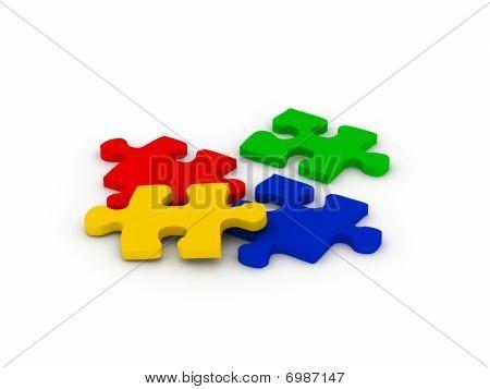 Multicolor Puzzle