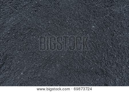 Hot Asphalt Concrete Not Under Compression Yet