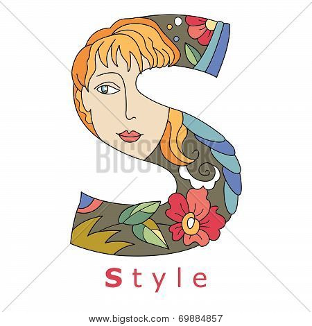 Letter S - Style