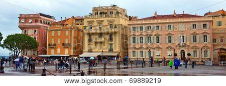 Monaco - Architecture Of Principality