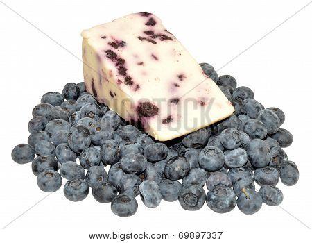 Blueberry White Stilton Cheese