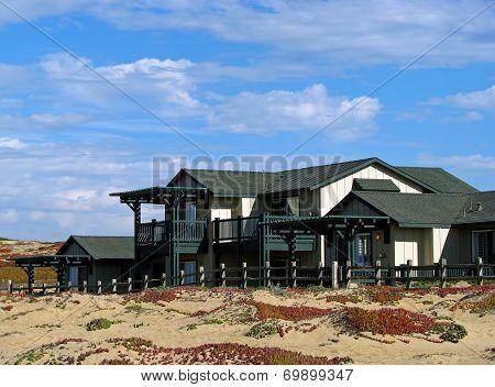 MONTEREY BAY BEACH, CA - NOVEMBER 15:  Sanctuary Beach Resort  2012