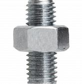 Nut On A Screw