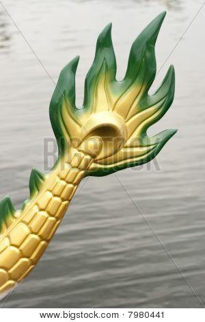 Dragon Boat Rear Tail