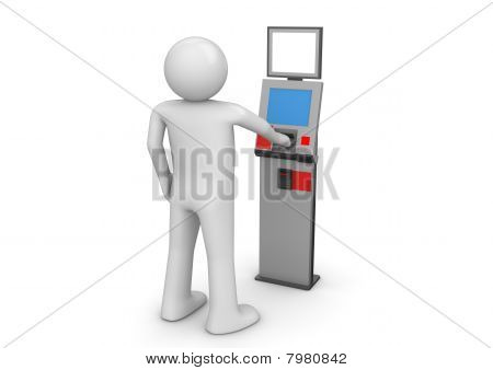 Payment Terminal - Finance Collection