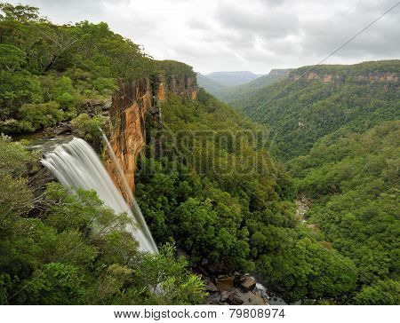 Fitzroy Falls Yarrunga Valley Southern Highlands Australia