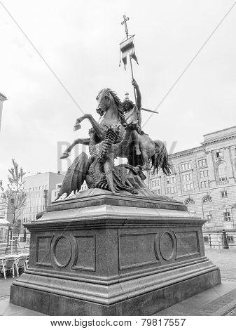 St George Monument Berlin