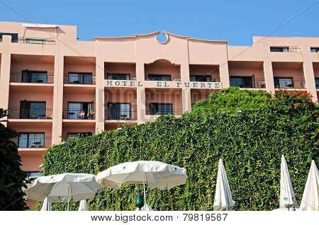Hotel El Fuente, Marbella.