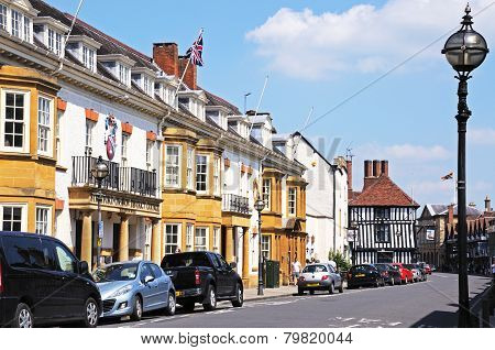 Church Street, Stratford-upon-Avon.