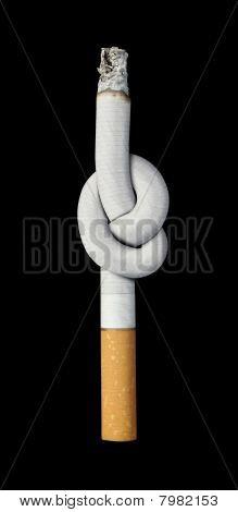 Nudo de cigarrillo