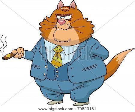 Cat Boss