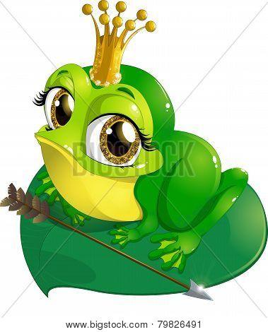 Princess the frog