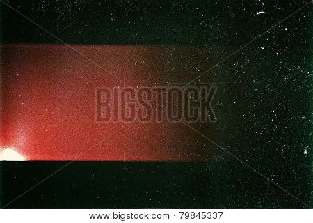 Designed Film Background