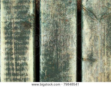 Worn Wood Texture Deck