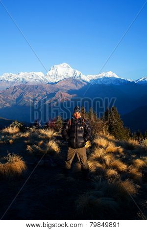 Poon Hill view point, Nepal