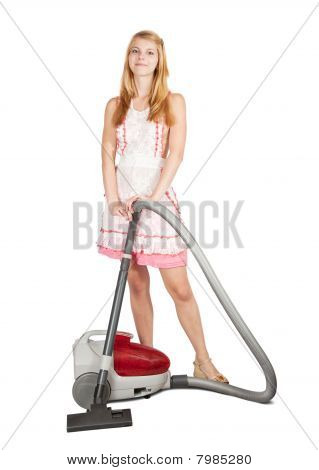 Gir With Vacuum Cleaner
