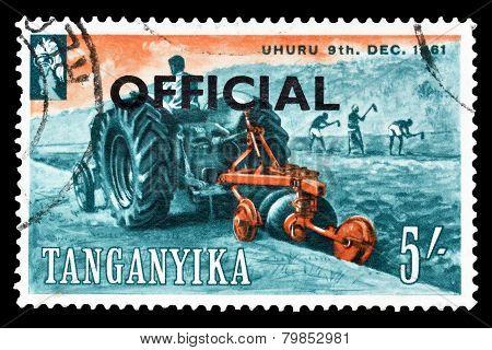 Tanganyika 1961