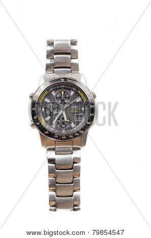 Hayward, CA - September 22, 2014: Casio, Pulsar Wristwatch, fob watch