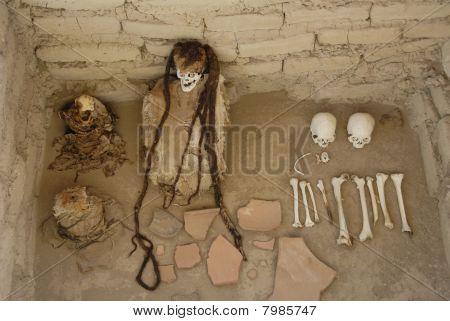 Chauchilla Mummies