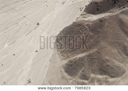 Astronaut, Nazca