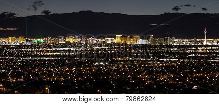 The Strip, Las Vegas Nevada